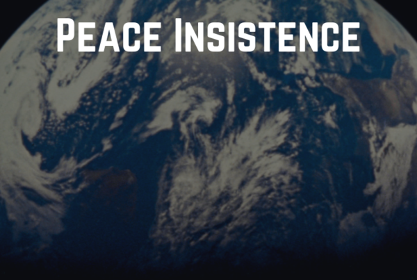 Insist on Peace