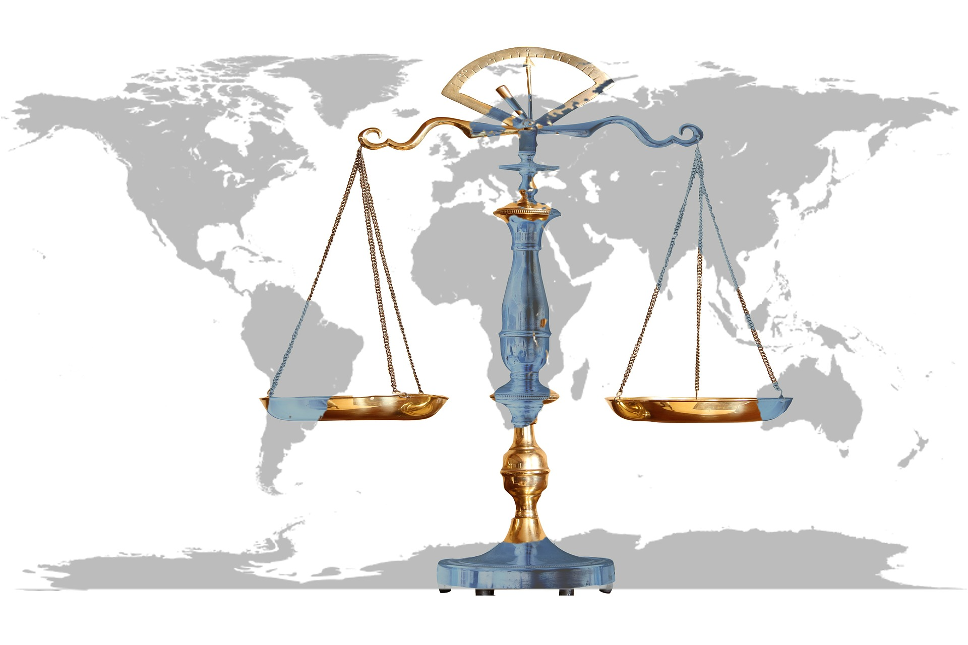 Move from International Treaties to World Law