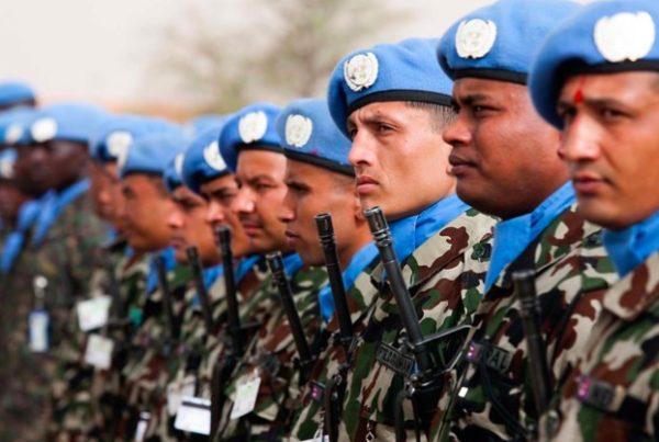 International Day of the United Nations Peacekeepers